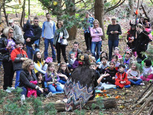 Super Family Sunday: Enchanted Forest – Sunday, October 25