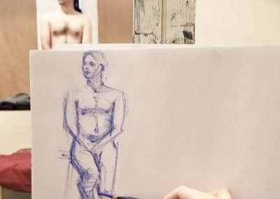 Figure Drawing and Painting – Thursdays, 9:30 am
