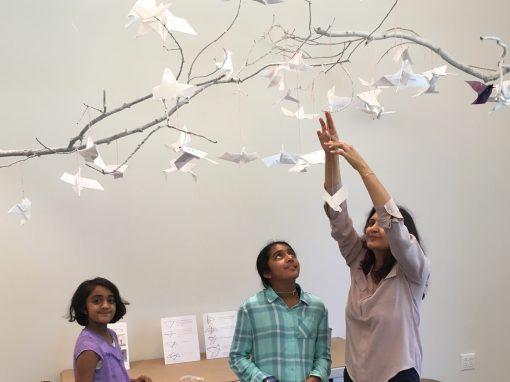 The Lobby Project: Folded into Flight