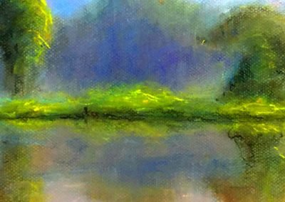 Intro to Pastel Painting, Wednesdays, 9:30 am
