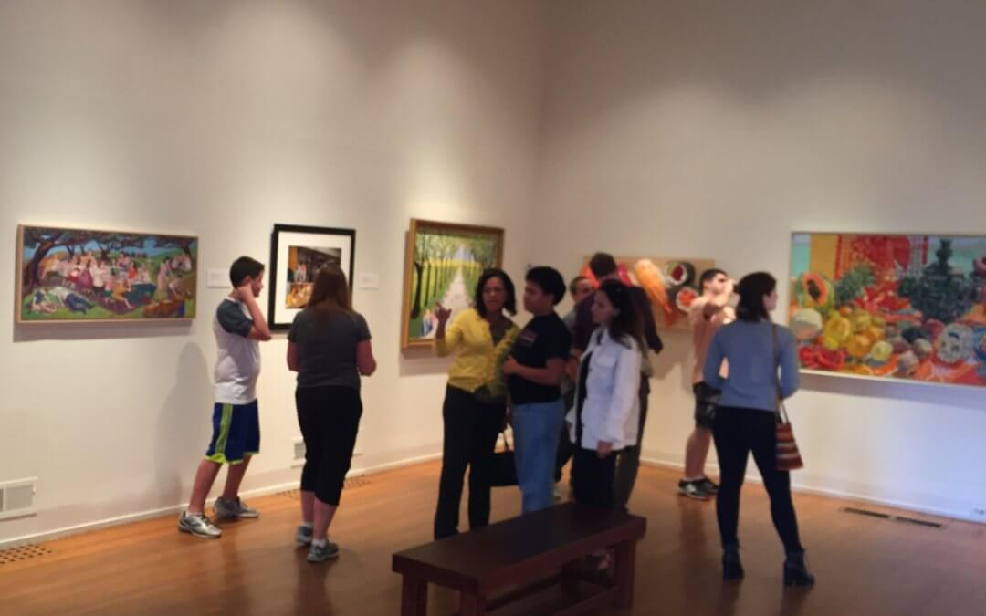 Mornings at NCMA: For Teens and Young Adults with Autism – Select Saturdays, 9:45am