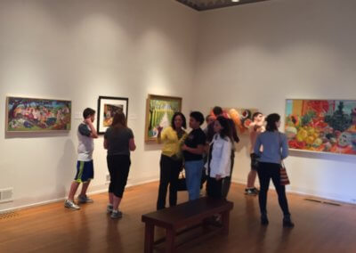 Mornings at NCMA: For Teens and Young Adults with Autism – Saturday, March 21