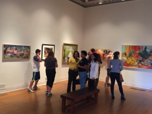 Mornings at NCMA: For Teens and Young Adults with Autism