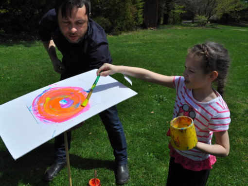 Outdoor ARTventure Super Family Date To Be Announced