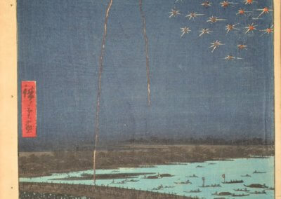 Artist in the Gallery: The Lure of Japanese Prints Sunday, June 7