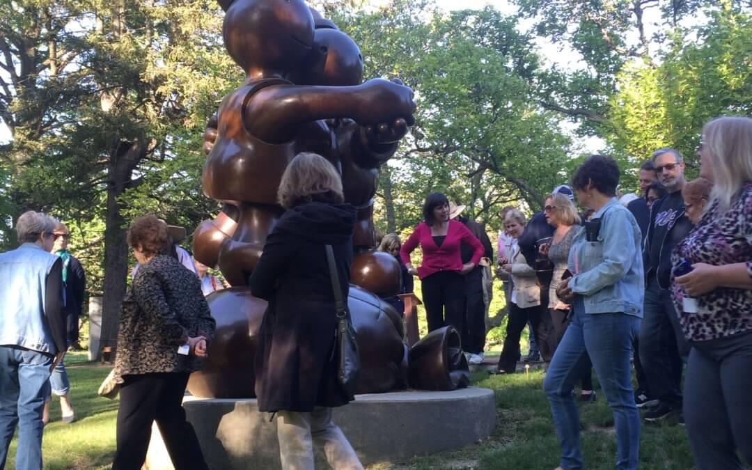 Autumn Mindfulness Sculpture Stroll Live – October 8