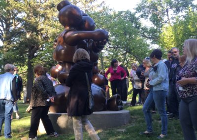 Spring Mindfulness Sculpture Stroll Thursday, May 7