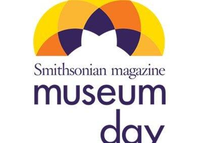Smithsonian magazine Museum Day September 18