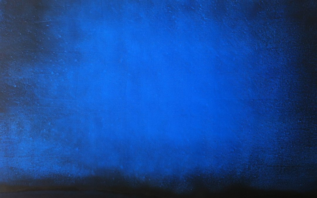 """Artists and Scholars on """"blue."""" – Susan Vecsey – A Virtual Talk – September 10"""