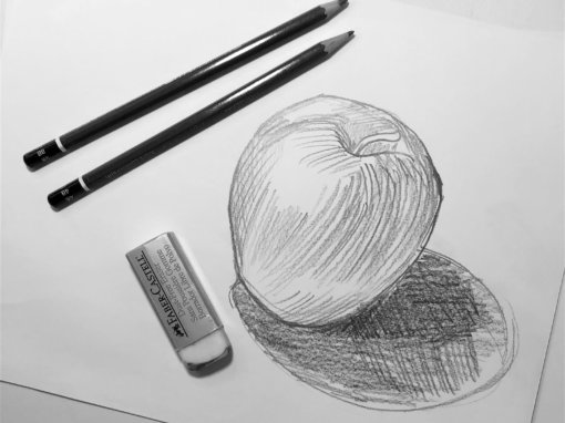 10 Ten Minute Drawing Lessons