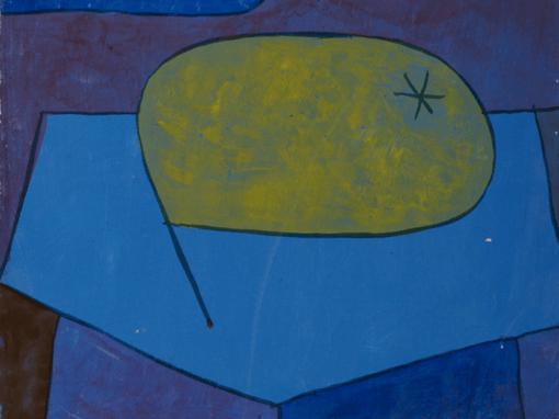 Blue Shapes Lesson