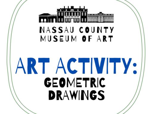 Art Activity: Geometric Drawings