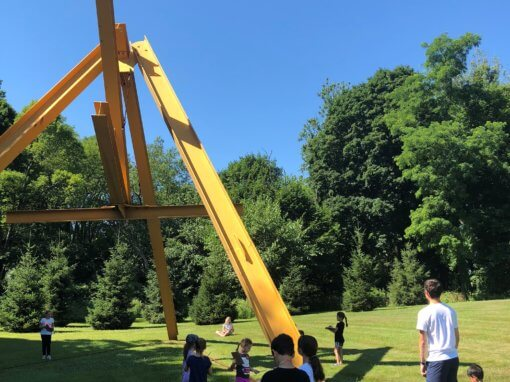 Outdoor Adventures! Sculpture Search
