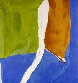 Helen Frankenthaler – HERALD, 1970