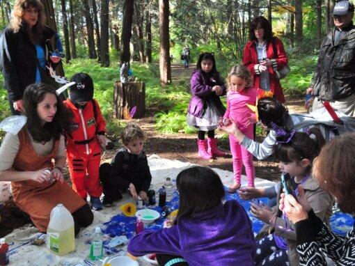 Super Family Sunday: Enchanted Forest – Sunday, October 24
