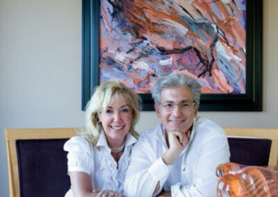 The Art of Collecting: Rick Friedman & Cindy Lou Wakefield – March 7, 3pm