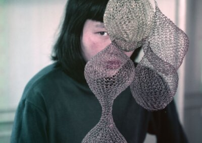 Virtual Brown Bag Lecture with Riva Ettus: The Life & Art of Ruth Asawa – Thursday, March 18, 1pm