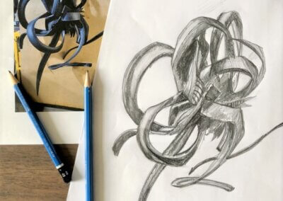 Sketching: Draw and Discover – Select Tuesdays, 1pm