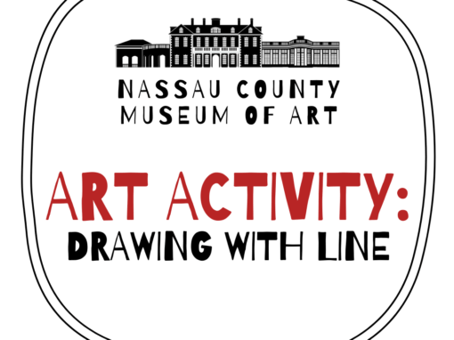 Kids Art Activity: Drawing With Lines