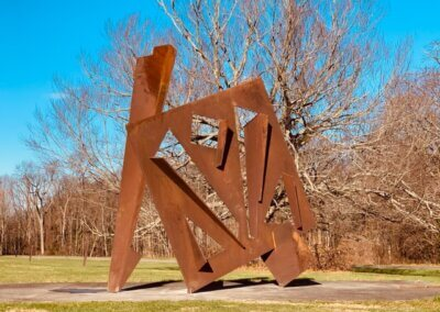 Looking at Art with the Artist: Joel Perlman, Sculptor Saturday, May 22, 1 pm