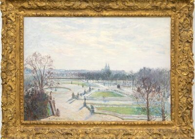 The Beauty of the Air: Impressionism Around the Globe, March 19, 2022 – July 10, 2022