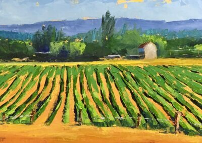 Landscape Painting in Acrylic or Oils – Mondays, 1:30pm