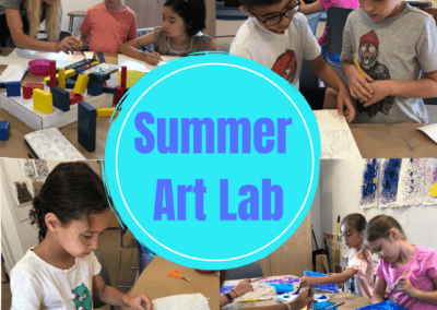 Summer Art Lab 2021