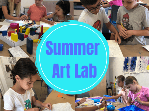 Summer Art Lab 2021