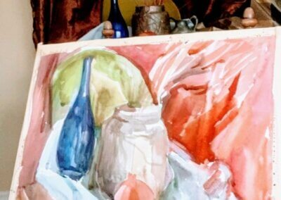 Still Life Watercolors – Thursdays, 1pm